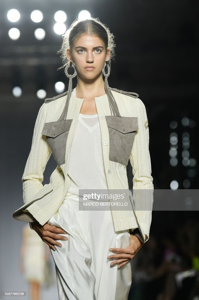 Les Copains - Runway - Milan Fashion Week Spring/Summer 2019