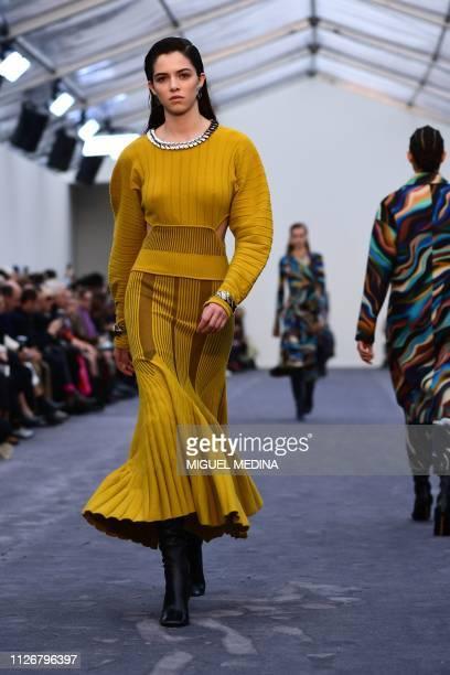 ITA: Roberto Cavalli - Runway: Milan Fashion Week Autumn/Winter 2019/20