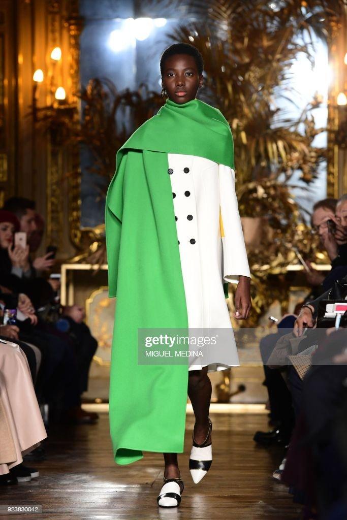 Mila Schon - Runway - Milan Fashion Week Fall/Winter 2018/19