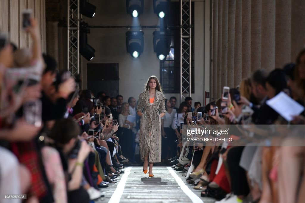 Blumarine - Runway - Milan Fashion Week Spring/Summer 2019