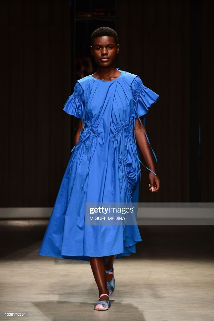 Chika Kisada - Runway - Milan Fashion Week Spring/Summer 2019