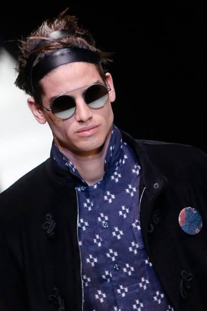 Emporio Armani - Runway - Milan Men\'s Fashion Week Spring/Summer ...