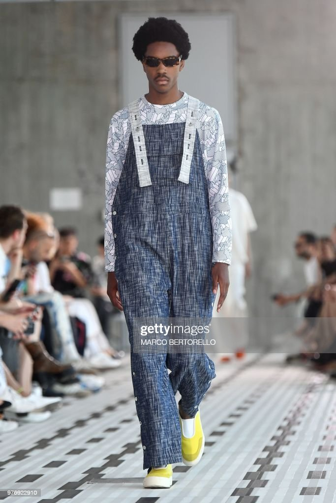 Billionaire - Runway - Milan Men's Fashion Week Spring/Summer 2019