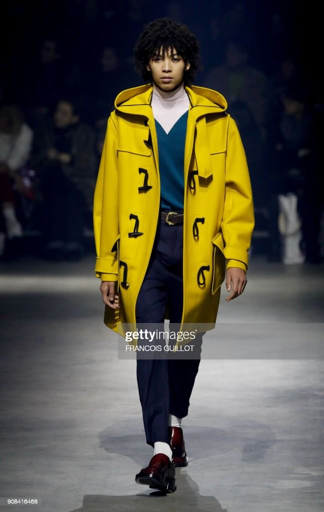 Kenzo : Runway - Paris Fashion Week - Menswear F/W 2018-2019