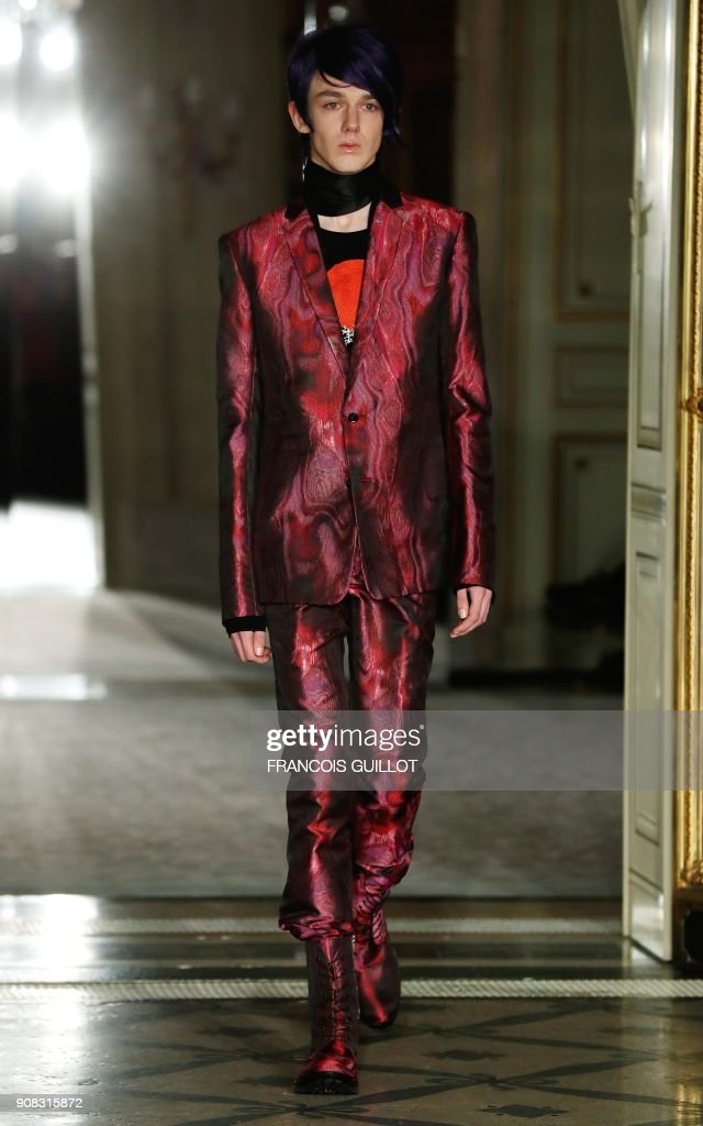 Rynshu : Runway - Paris Fashion Week - Menswear F/W 2018-2019
