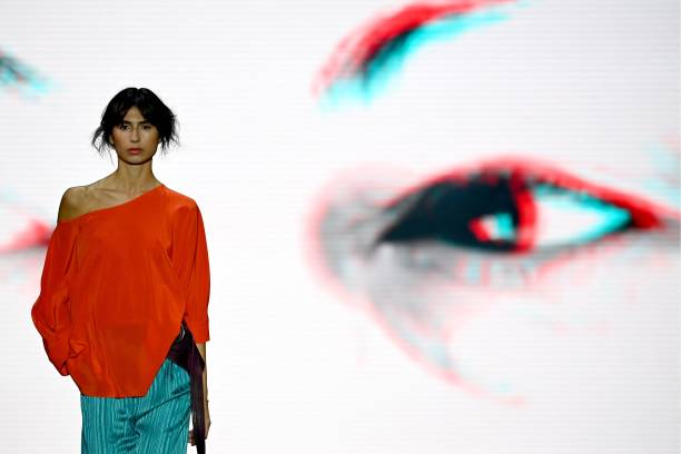 ESP: Ulises Merida - Mercedes Benz Fashion Week Madrid - April 2021