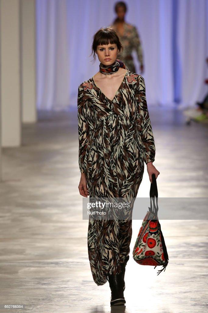 Christophe Sauvat - Lisbon Fashion Week FW 2017/18 : News Photo
