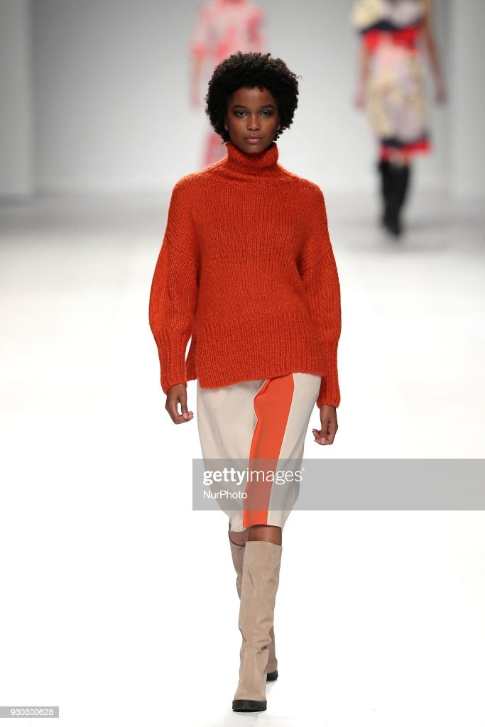 Day 2 - Lisboa Fashion Week 'ModaLisboa' 2018 : News Photo
