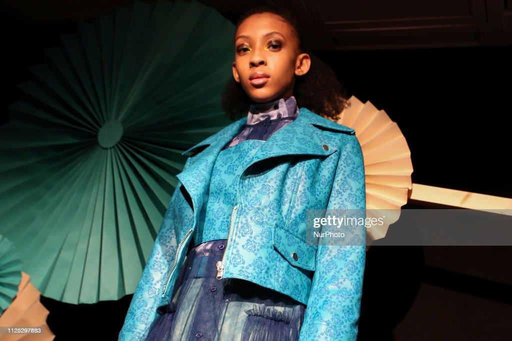 GBR: Katie Ann Mcguigan - Presentation – London Fashion Week 2019