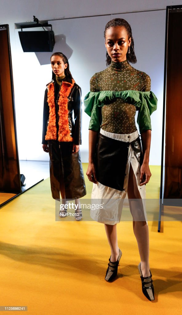 GBR: Supriya Lele - Presentation – London Fashion Week February 2019