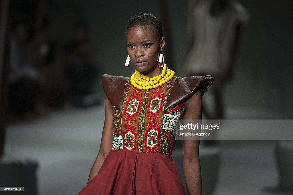 South African Fashion Week in Johannesburg : News Photo