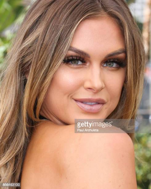 Model / Reality TV Personality Lala Kent attends the 3rd annual Amber Rose SlutWalk on October 1 2017 in Los Angeles California