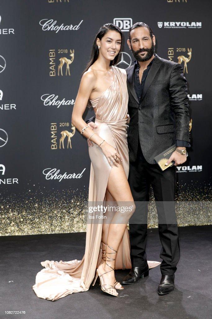 Red Carpet Arrivals - Bambi Awards 2018 : ニュース写真