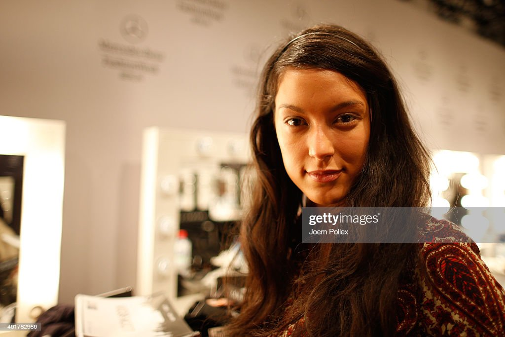 Laurel Backstage - Mercedes-Benz Fashion Week Berlin Autumn/Winter 2015/16