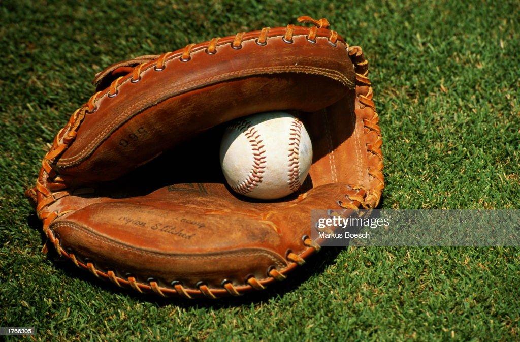 Model Released Baseball : News Photo