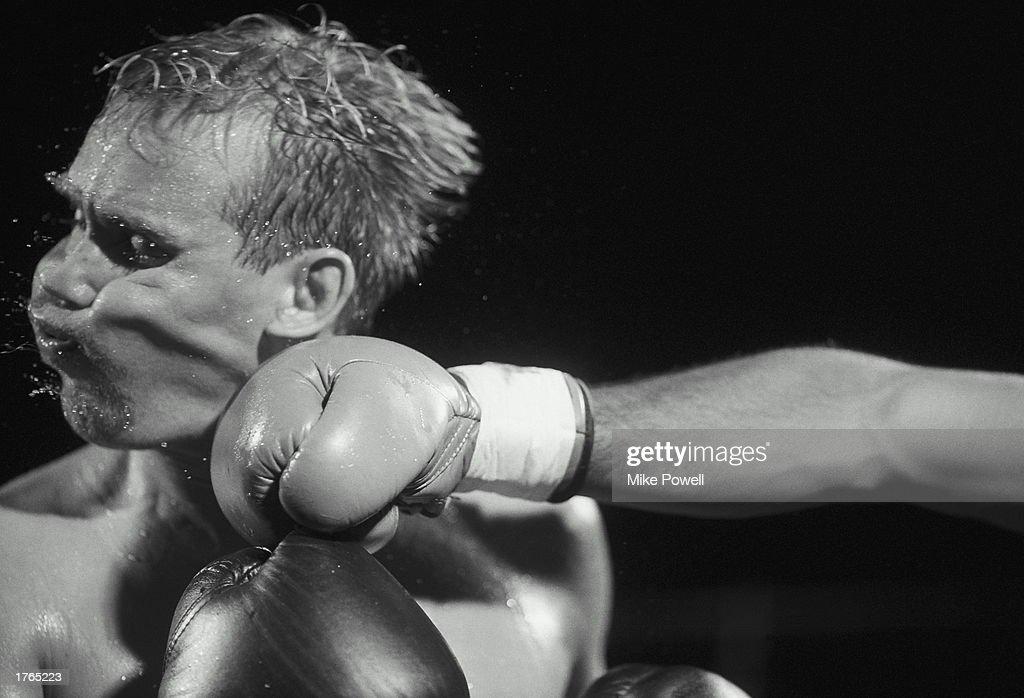 Model Released Boxing : ニュース写真