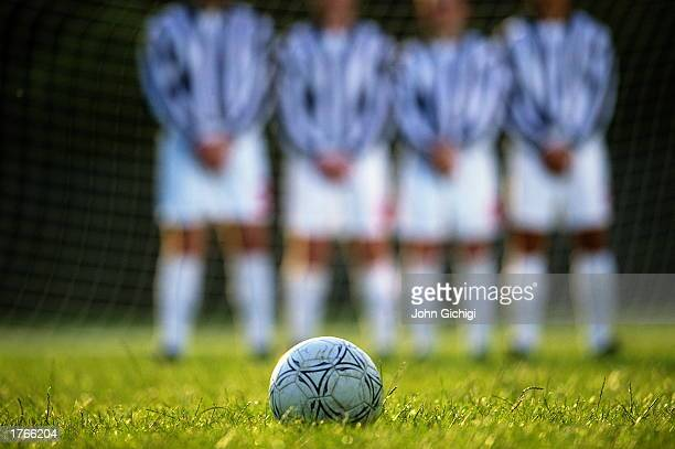 Soccer, free-kick
