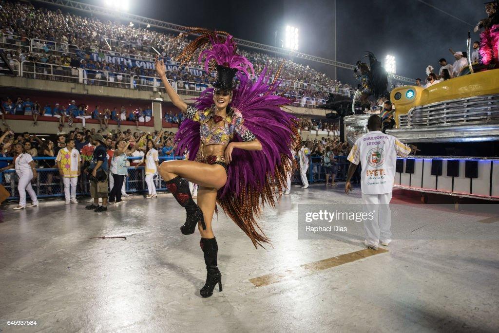 2017 Rio Carnival - Day 1