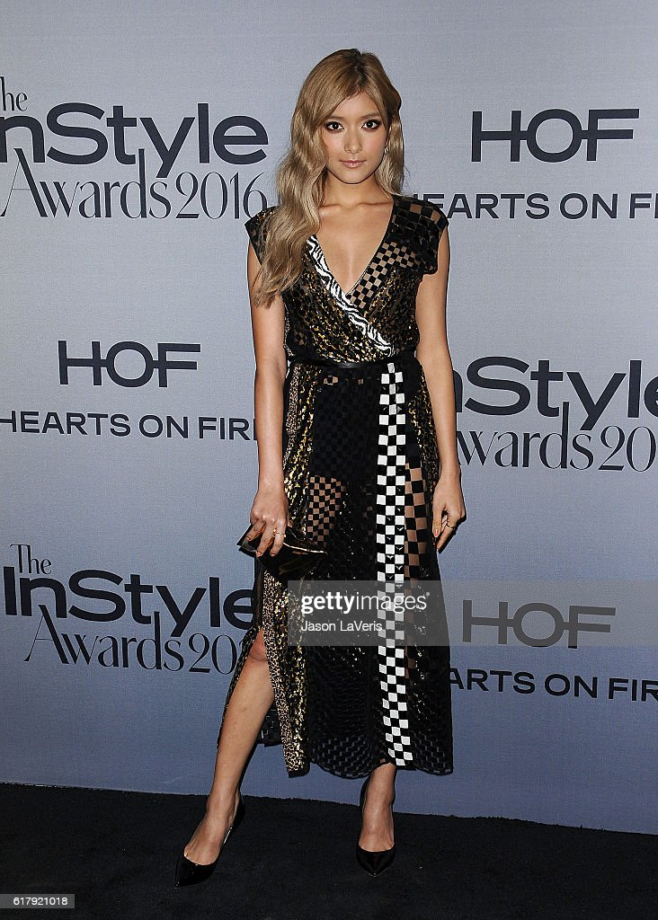 Model Rola attends the 2nd annual InStyle Awards at Getty Center on October 24, 2016 in Los Angeles, California.