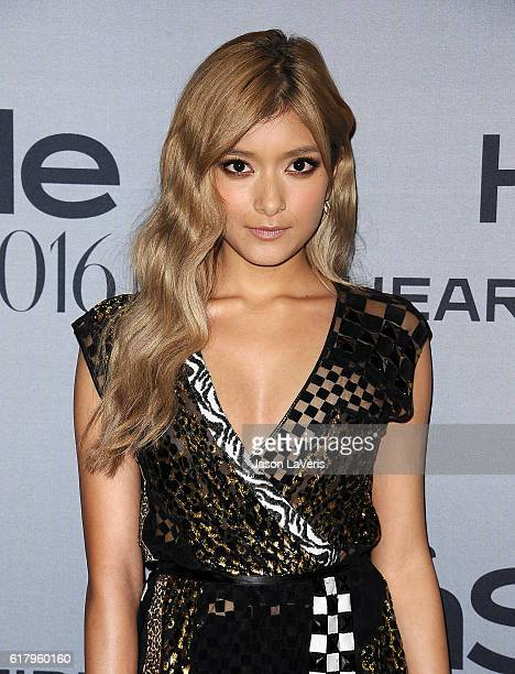 Model Rola attends the 2nd annual InStyle Awards at Getty Center on October 24 2016 in Los Angeles California