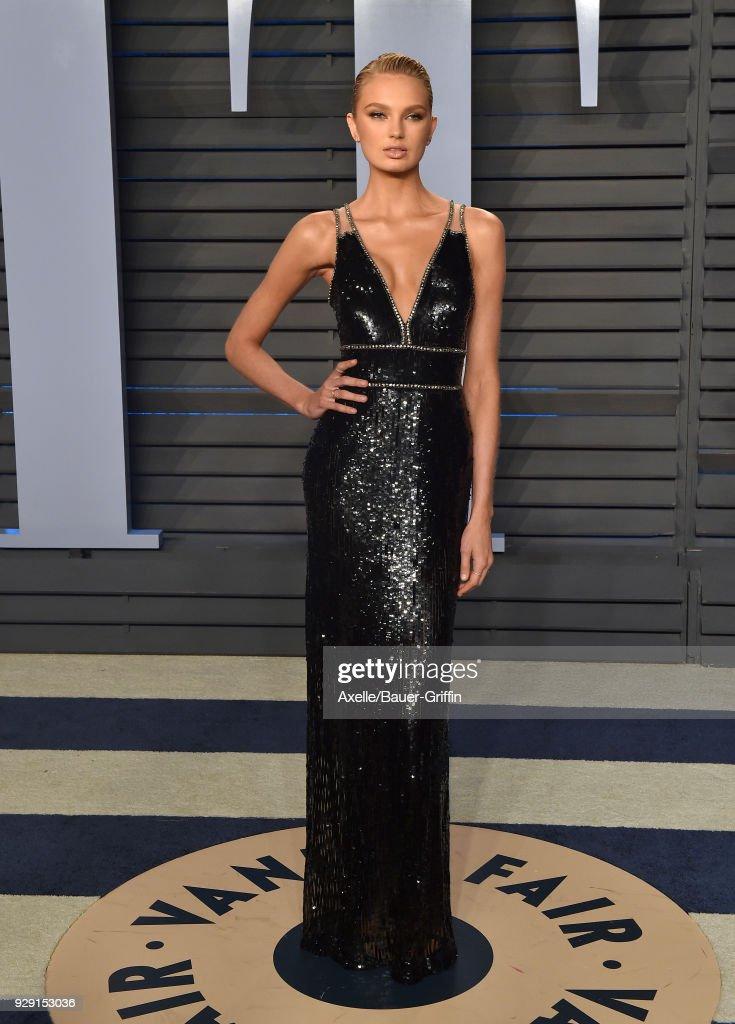 2018 Vanity Fair Oscar Party : News Photo