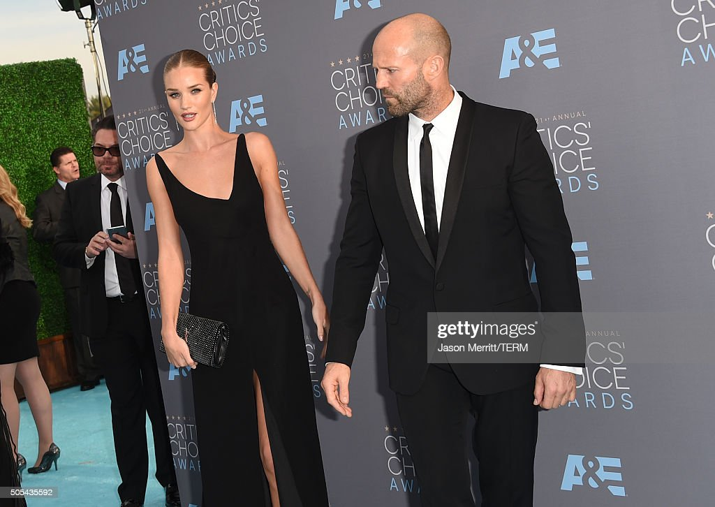 The 21st Annual Critics' Choice Awards - Arrivals : News Photo