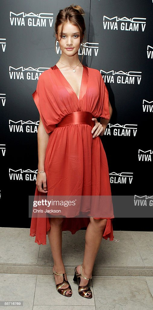 Linda Evangelista Hosts London Fashion Week Party : News Photo