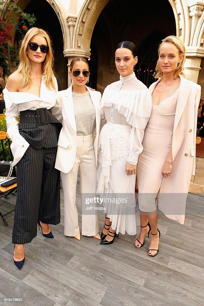 CFDA/Vogue Fashion Fund Fashion Show and Tea : News Photo