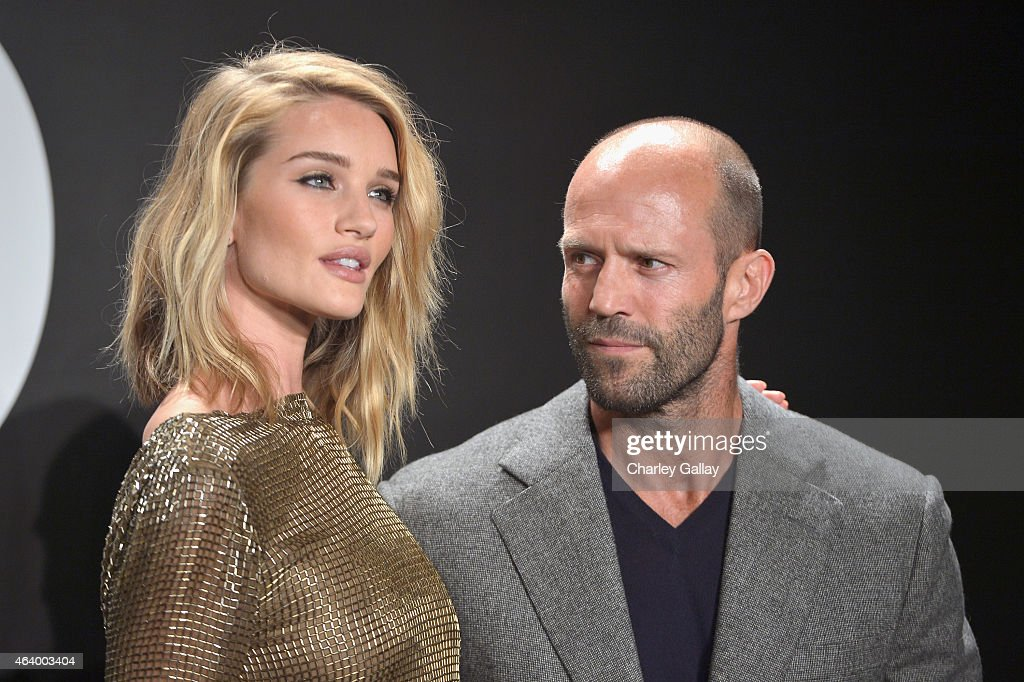 Tom Ford Presents His Autumn/Winter 2015 Womenswear Collection At Milk Studios In Los Angeles - Red Carpet : News Photo