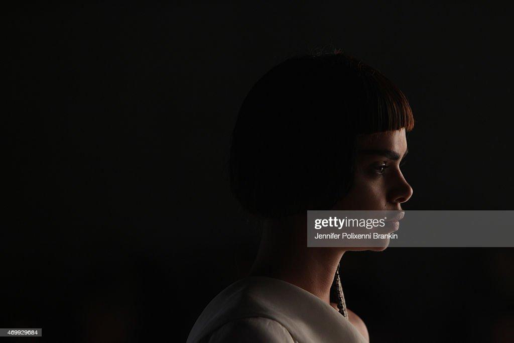 Gail Sorronda - Runway - Mercedes-Benz Fashion Week Australia 2015