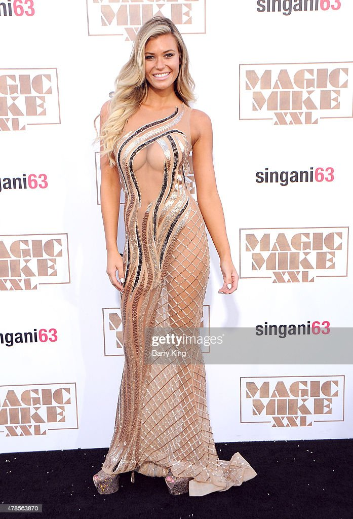"Premiere Of Warner Bros. Pictures' ""Magic Mike XXL"" - Arrivals"