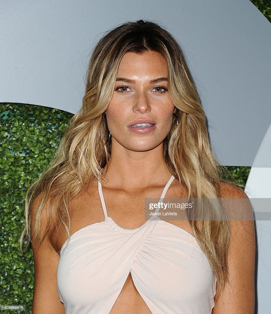 Model Samantha Hoopes attends the GQ Men of the Year party at Chateau Marmont on December 8, 2016 in Los Angeles, California.