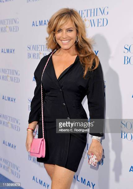 Model Sandra Taylor arrives at the premiere of Warner Bros Something Borrowed held at Grauman's Chinese Theatre on May 3 2011 in Hollywood California