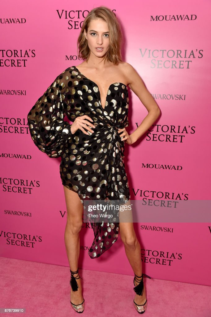 2017 Victoria's Secret Fashion Show In Shanghai - After Party : News Photo