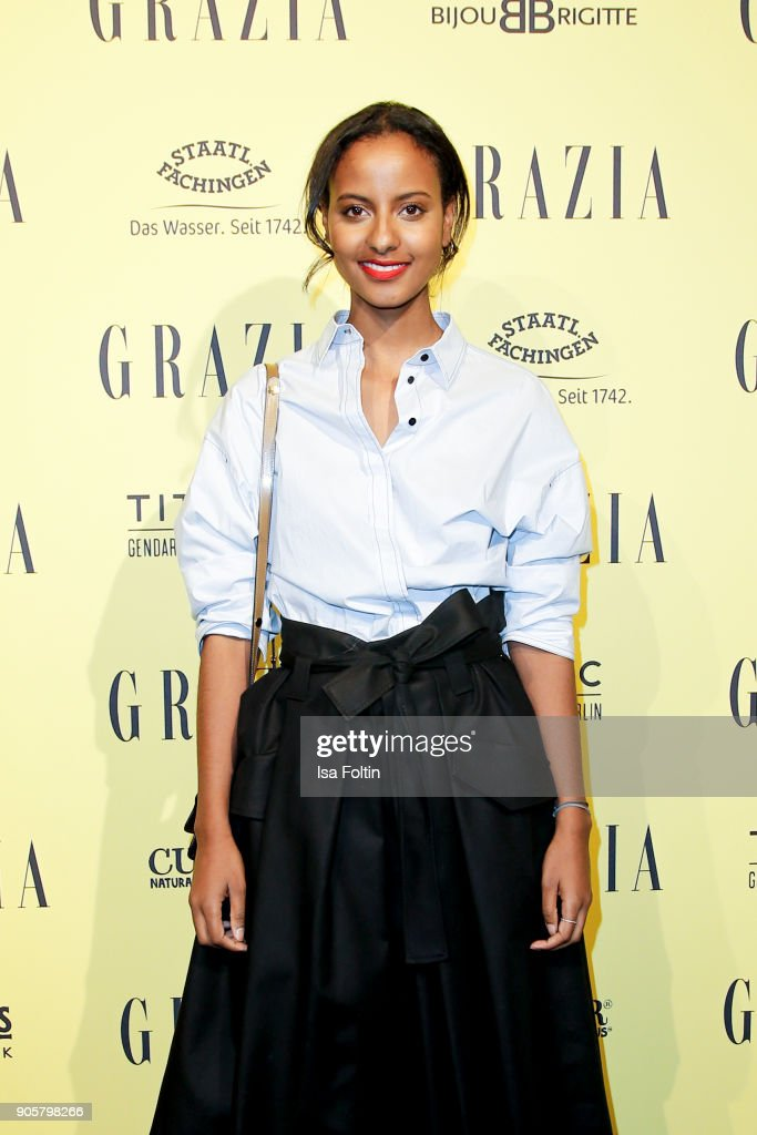 Grazia Fashion Dinner 2018