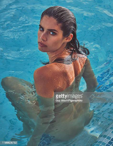 Model Sara Sampaio is photographed for Madame Figaro on December 16 2017 in Mexico COVER IMAGE CREDIT MUST READ Guy Aroch/Figarophoto via Contour RA