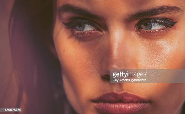 Model Sara Sampaio is photographed for Madame Figaro on December 16 2017 in Mexico PUBLISHED IMAGE CREDIT MUST READ Guy Aroch/Figarophoto via Contour...