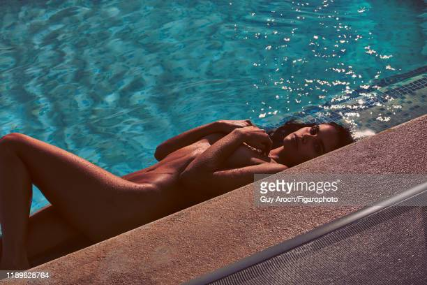 Model Sara Sampaio is photographed for Madame Figaro on December 16 2017 in Mexico CREDIT MUST READ Guy Aroch/Figarophoto via Contour RA