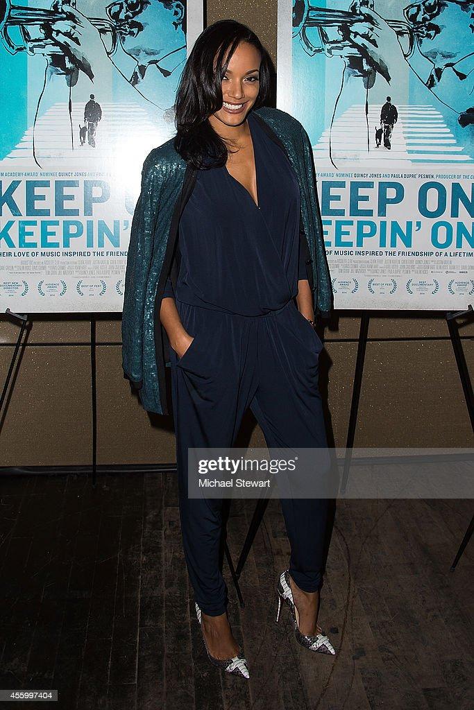 """Keep On Keepin On"" New York City Screening : News Photo"