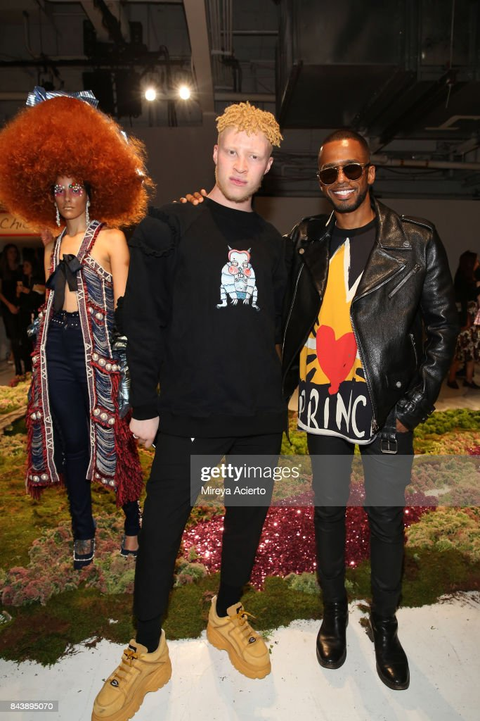 Laurence & Chico - Presentation - September 2017 - New York Fashion Week: The Shows