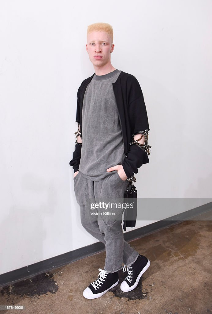 Mr. Shaun Ross - Presentation - Spring 2016 New York Fashion Week