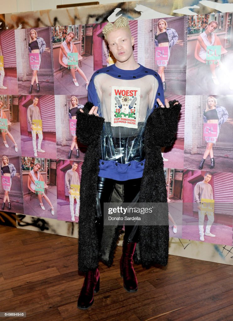 DL1961 Campaign Launch with Sofia Richie and Jasmine Sanders