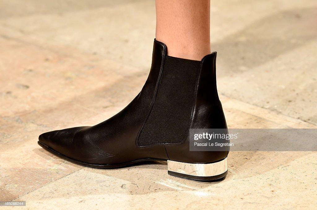 Barbara Bui : Runway - Paris Fashion Week Womenswear Fall/Winter 2015/2016 : News Photo