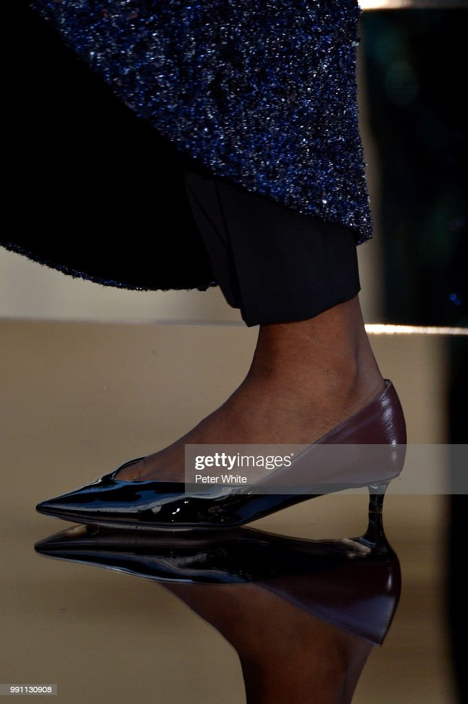 Givenchy : Runway - Paris Fashion Week - Haute Couture Fall Winter 2018/2019 : News Photo