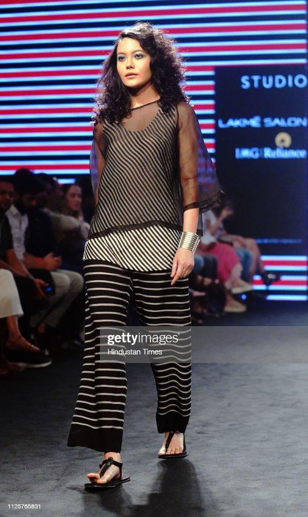IND: Lakme Fashion Week Summer/Resort 2019