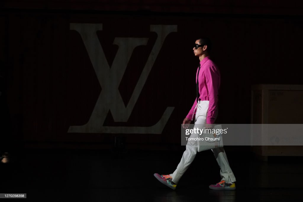 Louis Vuitton Men 2021 Spring/Summer - Runway : ニュース写真
