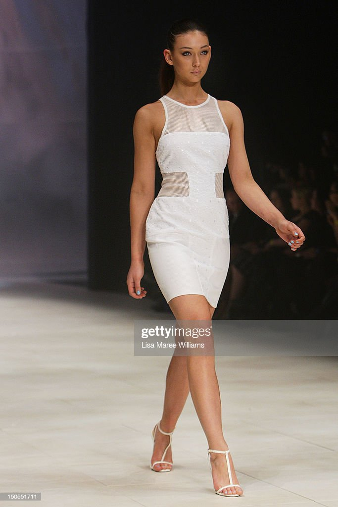 MBFFS 2012: MBFWA Trends - Catwalk : News Photo