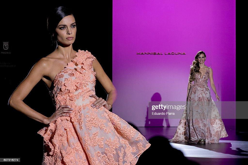 ESP: Alternative View - Mercedes-Benz Fashion Week Madrid Spring/Summer 2017