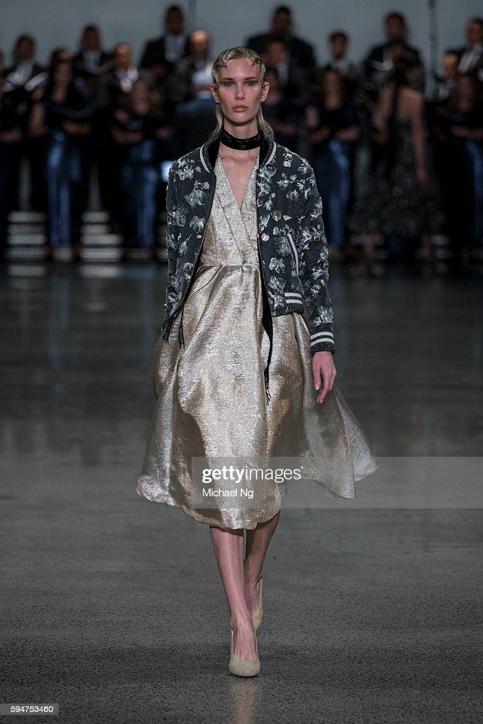 New Zealand Fashion Week : News Photo