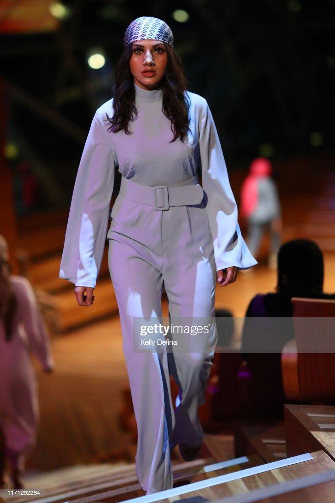 Melbourne Fashion Week: Modest Fashion Runway : News Photo